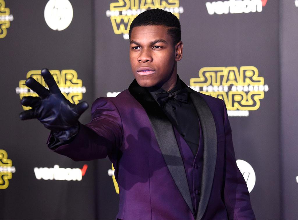 Новости Звездных Войн (Star Wars news): Блог им. admin: Джон Бойега намекнул на сюжет 9 эпизода «Звездных войн»