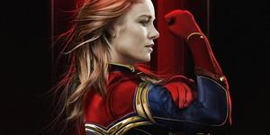 Капитан Марвел будет самым сильным супергероем Marvel