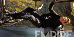 Новый трюк Тома Круза в «Миссии невыполнимой 6»