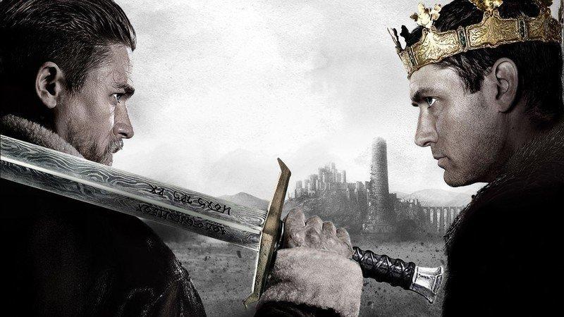 """Промо к фильму """"Меч короля Артура"""""""