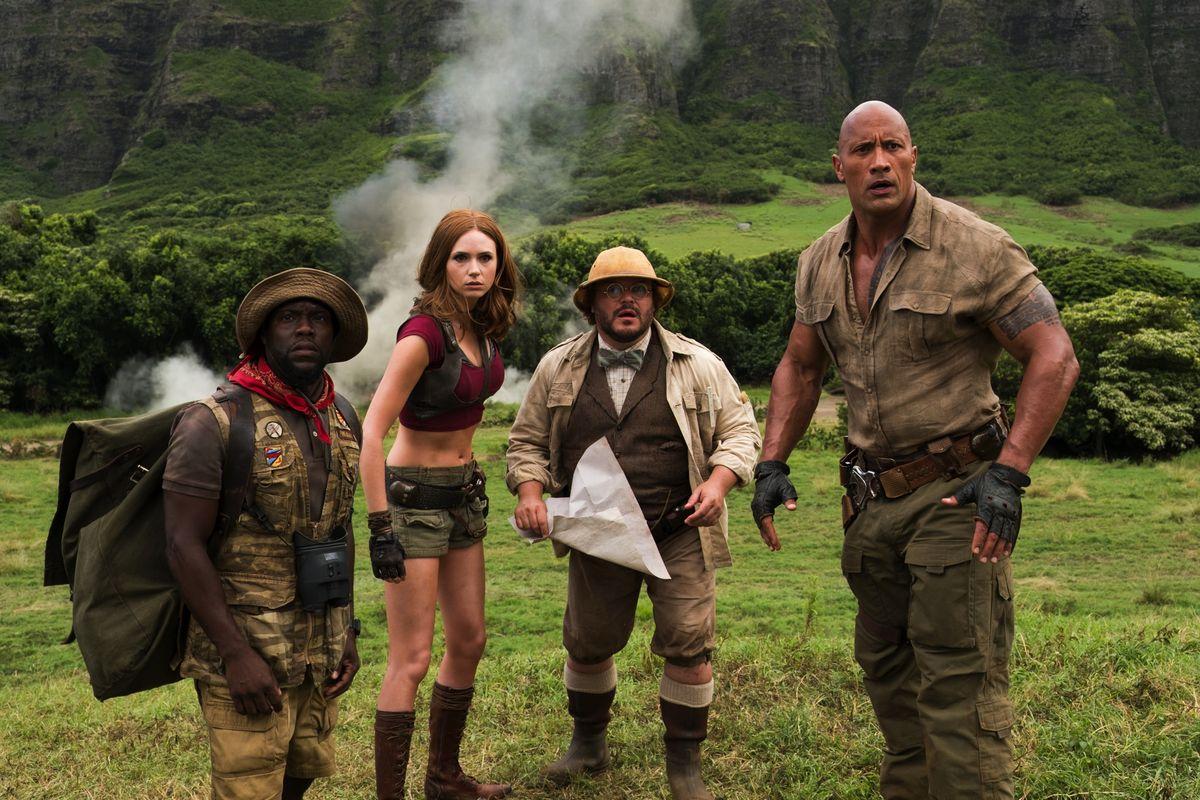 Продление «Джуманджи: Зов джунглей» появится в кинозалах зимой будущего года