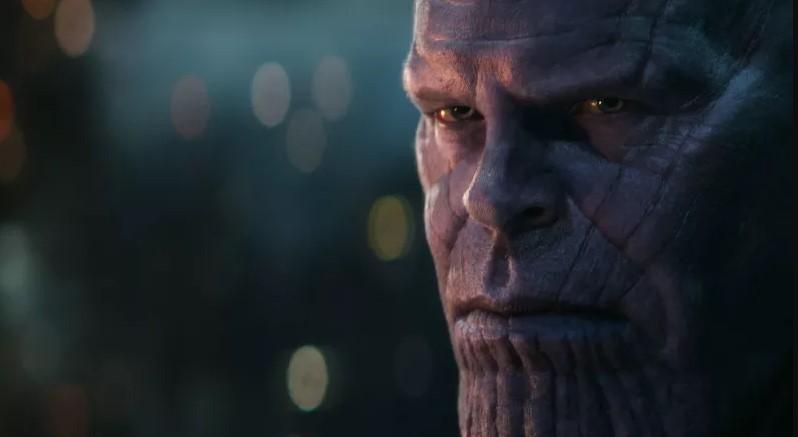 Танос пока не решил, что с вами делать, но взгляд его не предвещает ничего хорошего