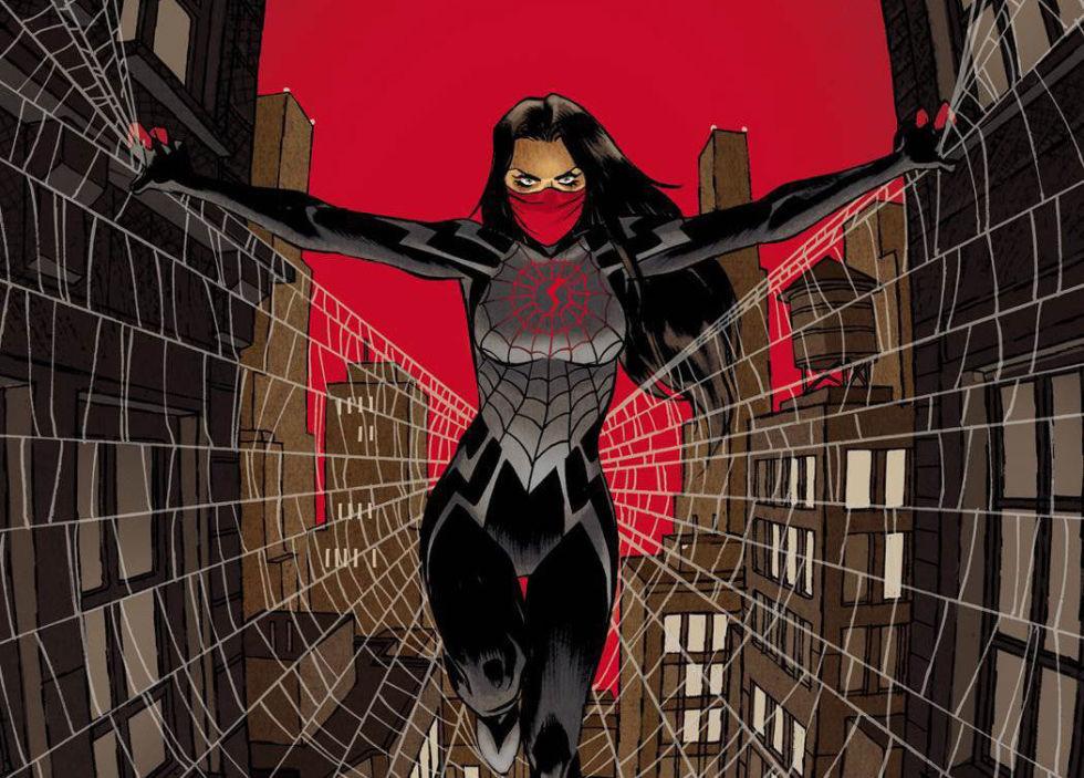 Синди Мун в комиксах Marvel