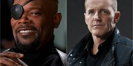 Ник Фьюри и агент Колсон омолодятся для «Капитана Марвел»