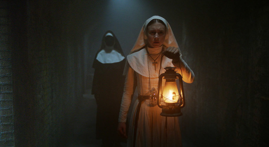 "Кадр из фильма ""Монахиня"""