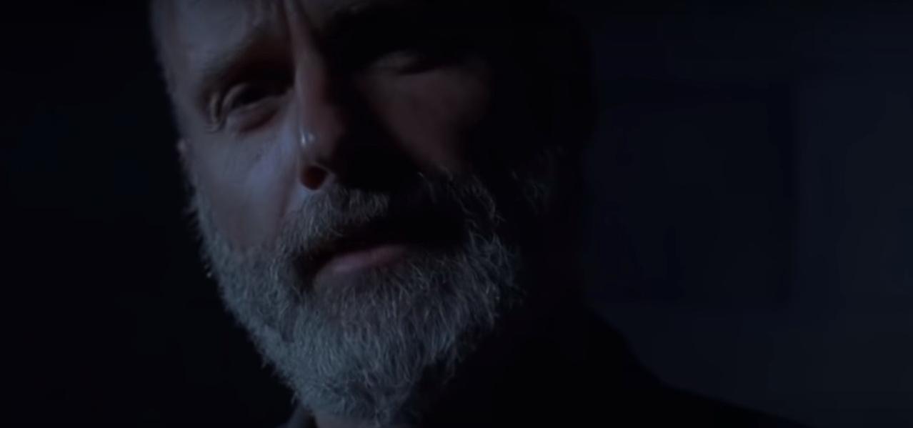 """Скриншот из трейлера 9 сезона """"Ходячих мертвецов"""""""