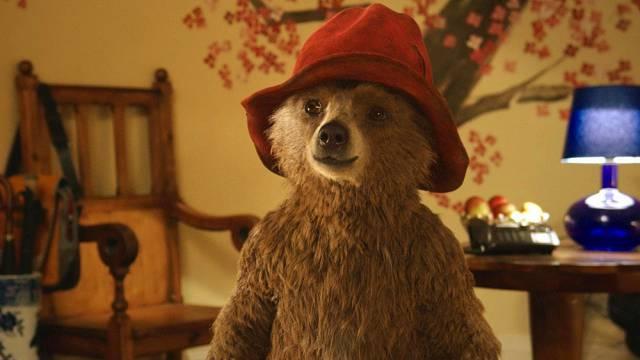 Медвежонок Паддингтон из одноименного фильма