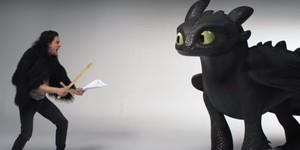 Как Джону Сноу приручить дракона
