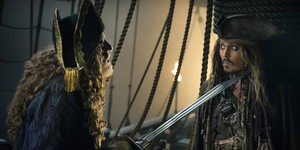 «Пираты Карибского моря» идут на дно
