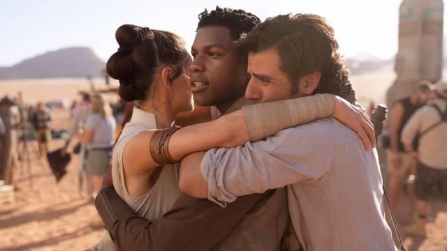 Съемки девятого эпизода Звездных войн официально завершены