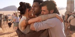 Первое фото: 9 эпизод «Звездных войн»