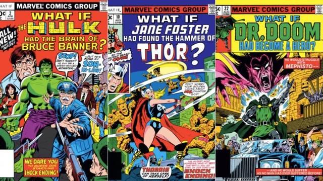 Альтернативная серия комиксов Marvel