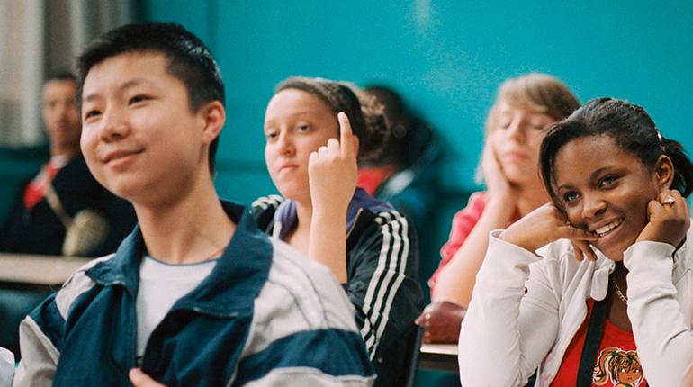 Фильмы про школу