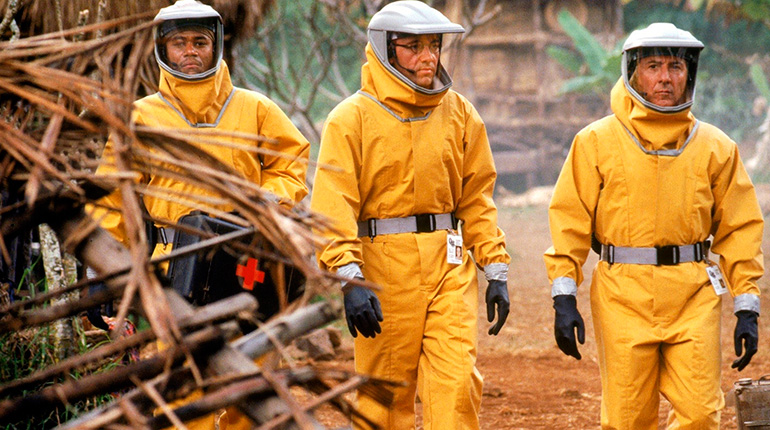 Фильмы про эпидемии