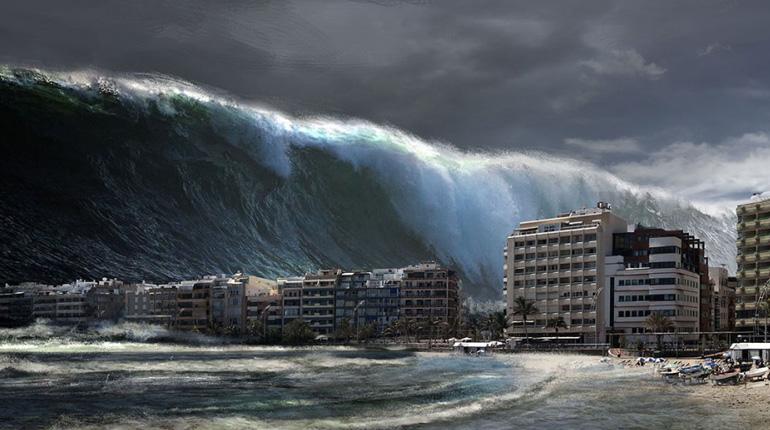 Фильмы про цунами