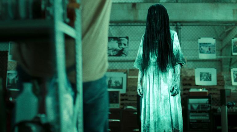 Фильмы про призраков