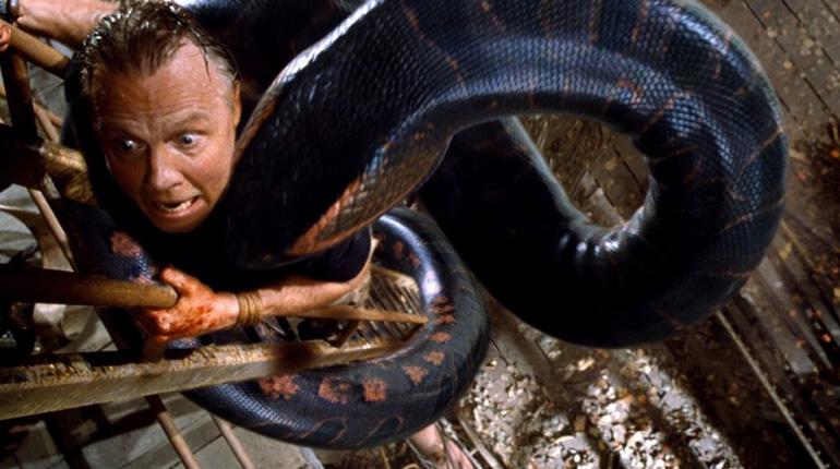 Фильмы про змей