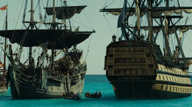 Фильмы про корабли
