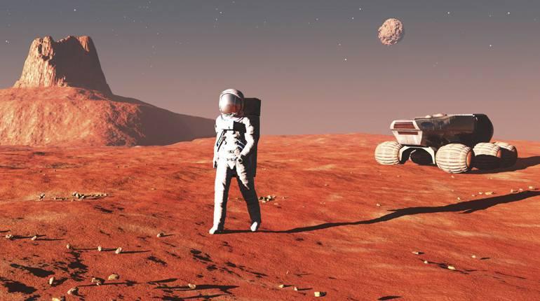 Фильмы про Марс