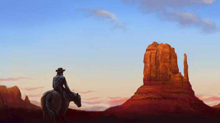 Фильмы про запад
