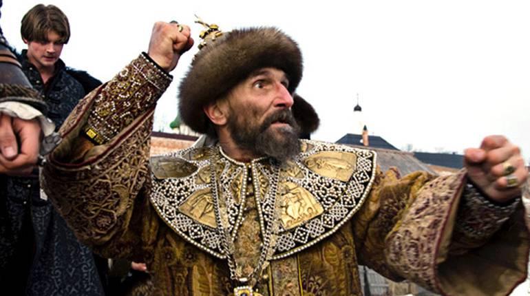 Фильмы про царей