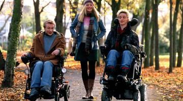 Фильмы про инвалидов