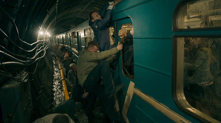 Фильмы про метро