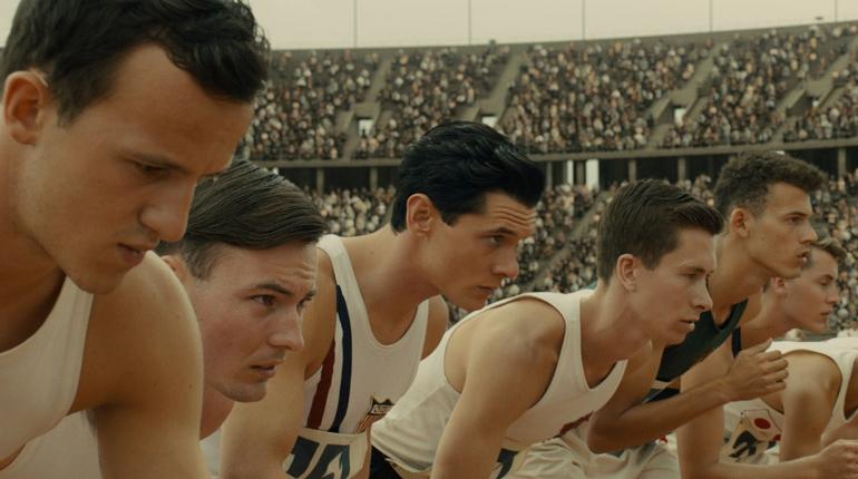 Фильмы про спортсменов
