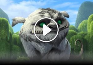 Феи: Легенда загадочного зверя 3D