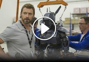 Чаппи: История робота