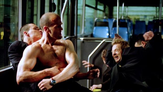 Бойня в автобусном парке