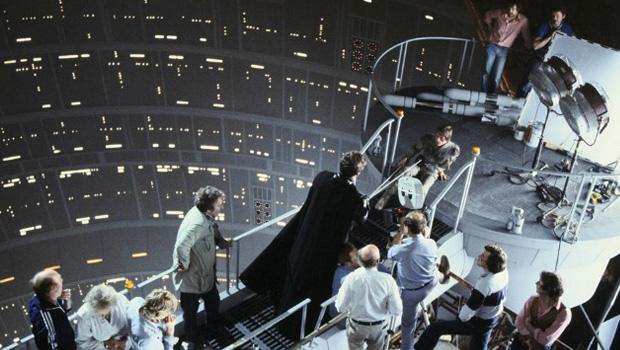 """съемки фильма """"Звездные войны: Империя наносит ответный удар"""""""