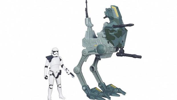 Assault Walker в игрушечном наборе Hasbro