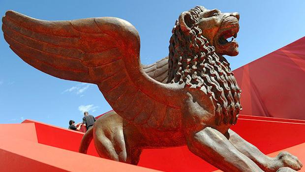 Золотой лев Венецианского кинофестиваля
