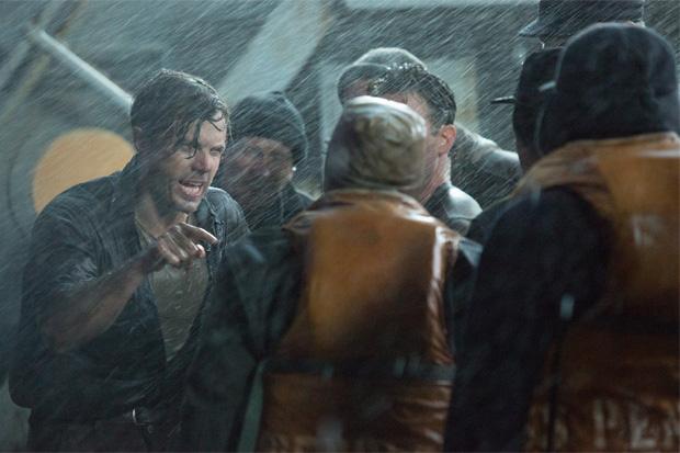 кадр из фильма Против шторма (И грянет шторм)