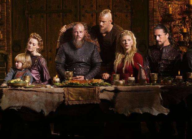 промо к 4 сезону Викингов