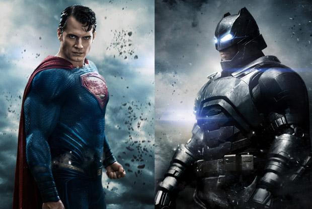 костюмы Супермена и Бэтмена