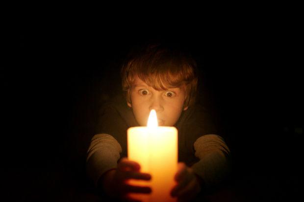 Не выключай свет