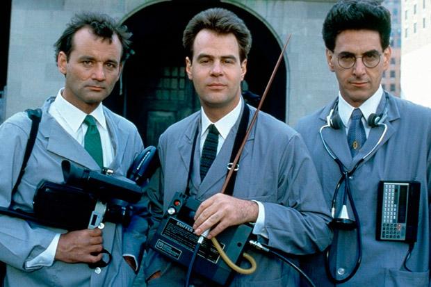 Охотники за привидениями 1984