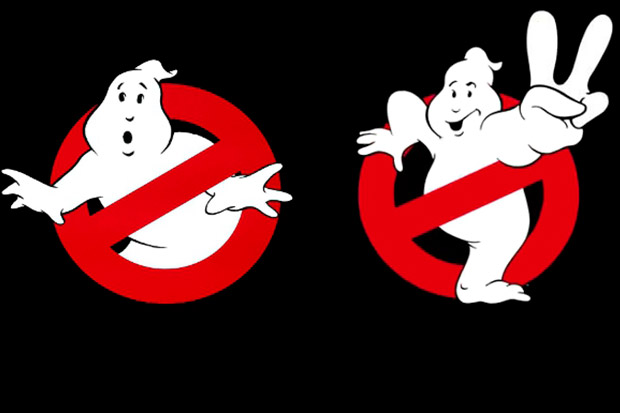 логотип Охотников за привидениями