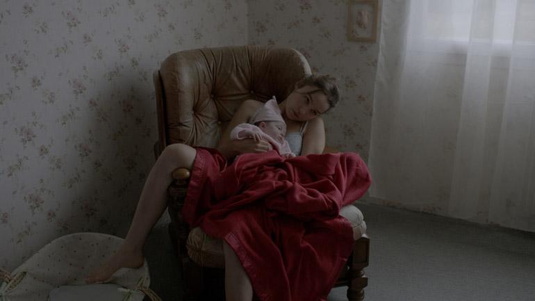 """кадр из фильма """"Стая аистов"""""""