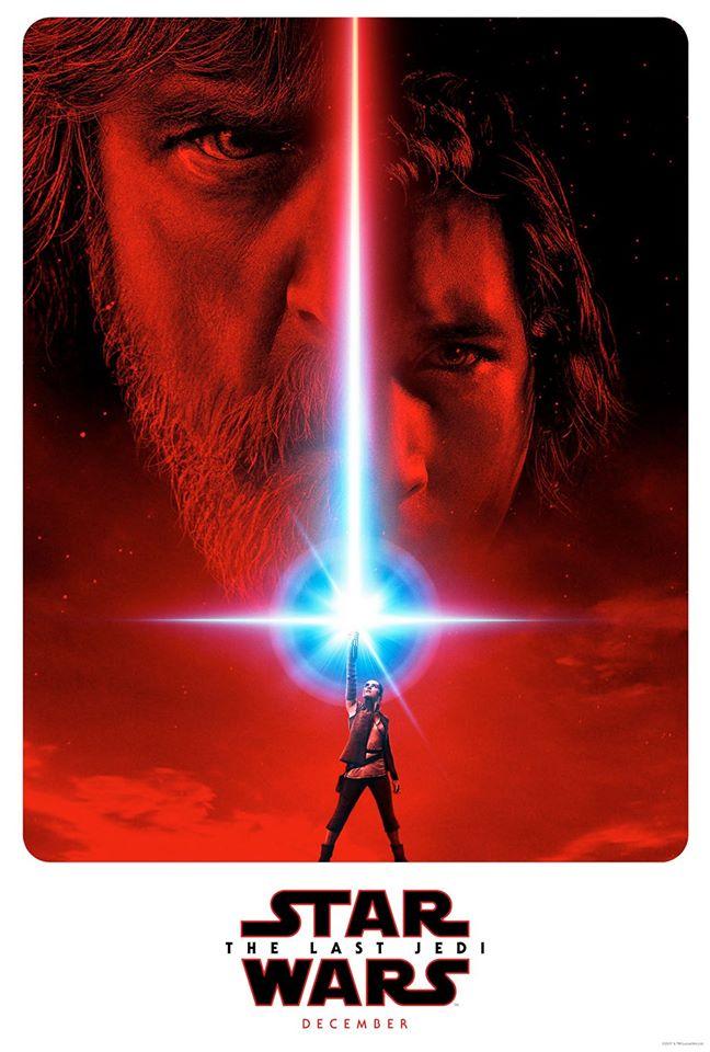 постер к 8 эпизоду Звездных войн