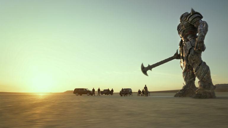 рецензия на фильм «Трансформеры: Последний рыцарь»