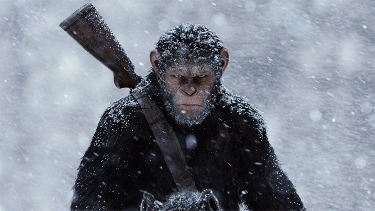 рецензия на фильм «Война за планету обезьян»