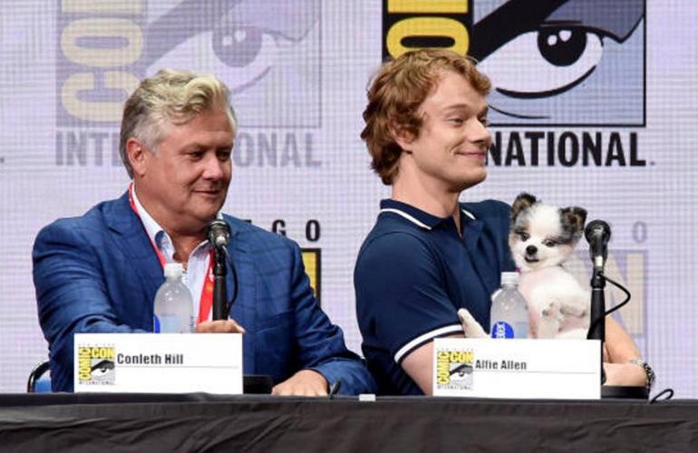 Игра престолов на Comic Con 2017