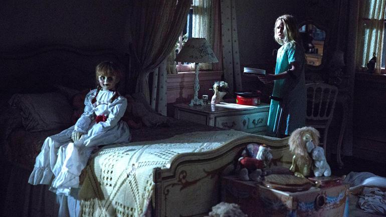 рецензия на фильм «Проклятие Аннабель: Зарождение зла»