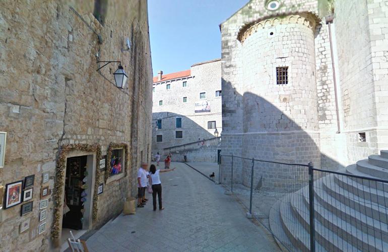 улица Святого Доминика, Дубровник