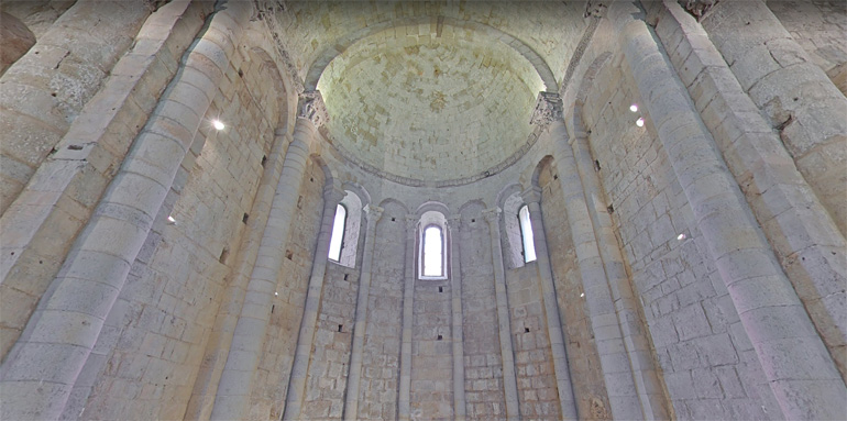бенедиктинский монастырь Сант-Пер-де-Галлигантс