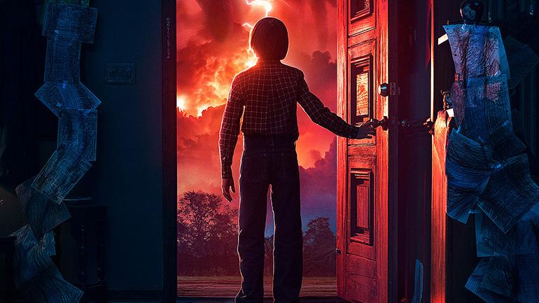 «Очень странные дела» 2 сезон