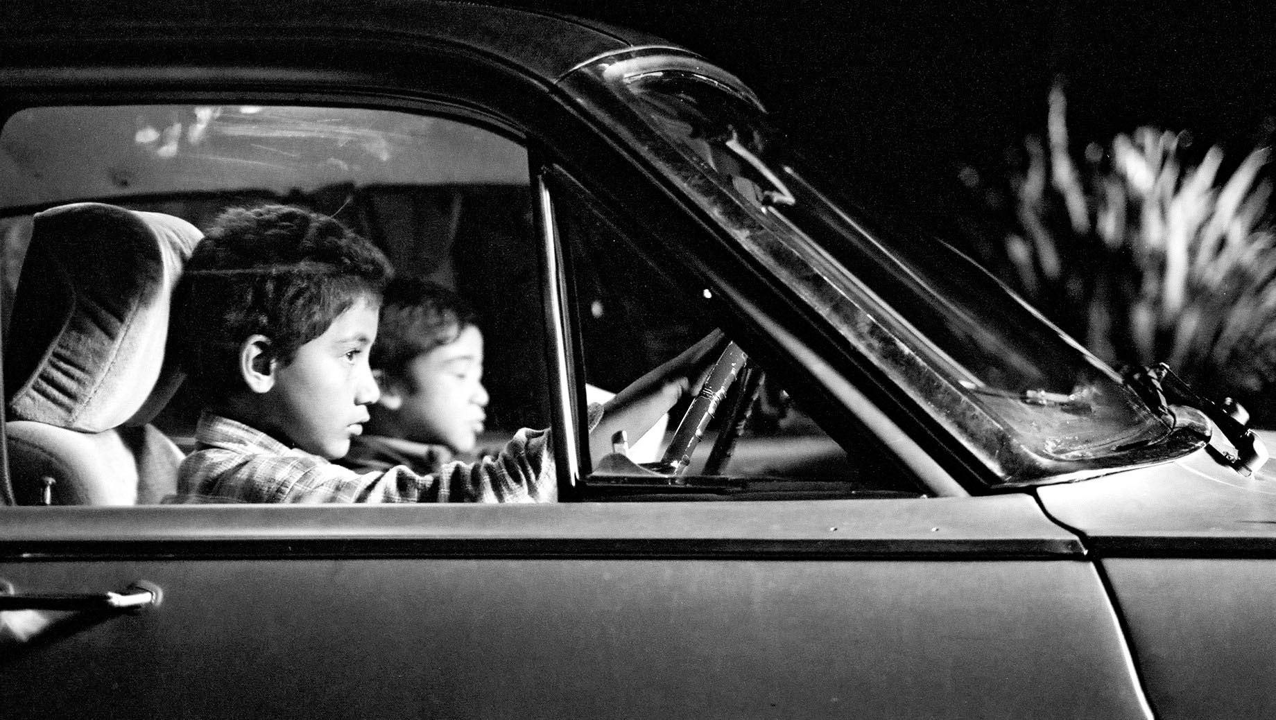 «Две машины, одна ночь»